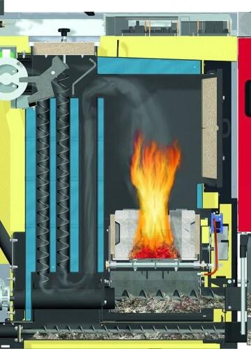 Fa- és biomassza kazánok