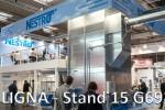 NESTRO Lufttechnik GmbH - LIGNA kiállítás, Hannover - 2019.05.27-31