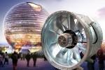 Nestro szélcsatorna a 2017 Expon!