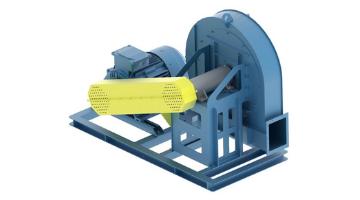 K-prémium ventilátor