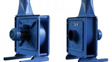 Transzport ventilátorok szívott-nyomott rendszerben