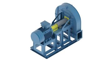C-prémium ventilátor