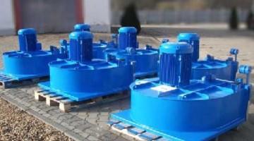 Elszívó ventilátorok tiszta-szívott rendszerben