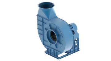 VS-prémium ventilátor