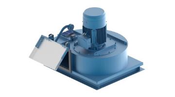 FHN-prémium ventilátor