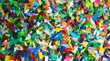 Műanyag aprító