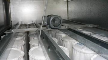 Rázómotoros tisztítás