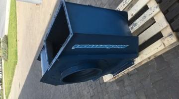 Nederman ventilátor 15 kW-os motorral