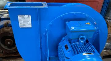 Használt 15 kW-os ZENNER ventilátor