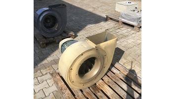 Használt 7,5 kW - os ventilátorok (2 db)