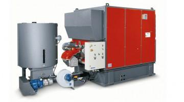 Lignotherm Standard 1160-5800 kW