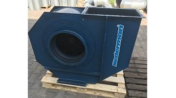 Nederman ventilátor 15 kW teljesítménnyel