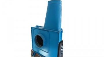 S ventilátor sorozat