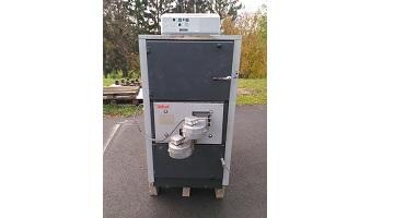 93 kW teljesítményű fatüzelésű kazán