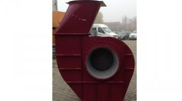 Festékköd elszívó ventilátor 10,2 kW-os villanymotorral