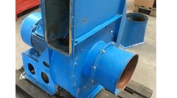 Transzport ventilátor 11kW-os villanymotorral
