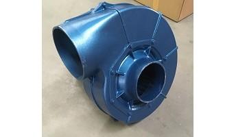 Hegesztőfüst elszívókar ventilátor 1,5 kW teljesítménnyel
