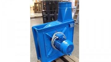 Transzporventilátor 5,5 kW