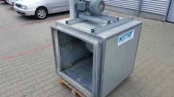 Használt 4 kW-os WOLF ventilátor